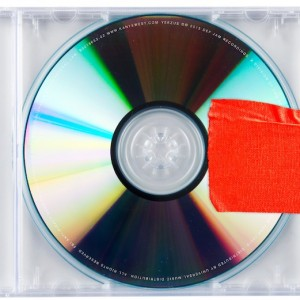 Yeezus Official Artwork