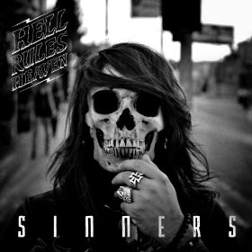 sinner hell rules heaven pochette cover