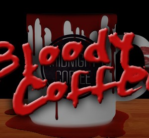 Logo Bloody Coffee